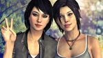 Lara and Sam- You are my all by Zaza-Boom