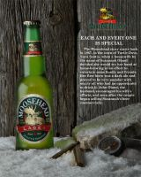 Moosehead Ad by Humber