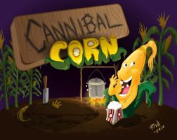 Cannibal Corn by riva13