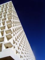 White Cuboid by Pickley