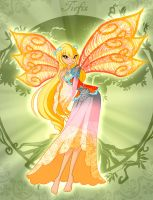 Winx Club Stella Tiefix by fantazyme