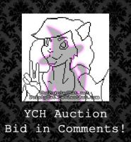 YCH Auction - But First... by PointyHat