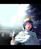 Bleach 554: Sternritter, E The Explosion by Sensational-X
