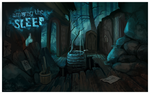 Among the sleep conceptart 15 by griffsnuff