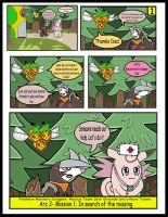 PMDE Arc 2 Mission 1 page 1 by augustelos