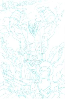 Colossus WIP2 by TyndallsQuest