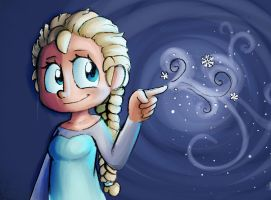 Elsa by LeniProduction