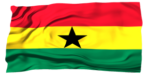 Flags of the World: Ghana by MrAngryDog