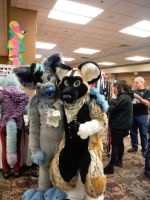 Me and Levi and at BLFC 2014 by JamJams