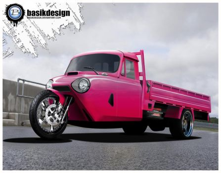 Kia T2000 by basikdesign