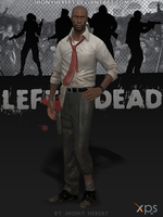 Louis - Left 4 Dead by JhonyHebert