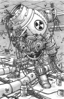 Maxfield Reactor by Steevcomix