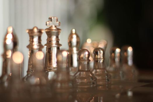 Check Mate by Adrant