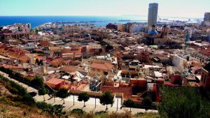 Roofs of Alicante by Tera-C