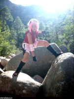 Sakura Haruno: the 2nd tsunade by CherrieSakura