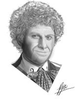 Colin Baker by andepoul