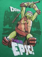 Donnie, This Is Epic !!! by RockerDragonfly