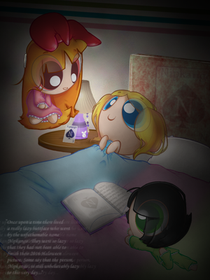 Who's ready for a Bed time Story? by Nipkango