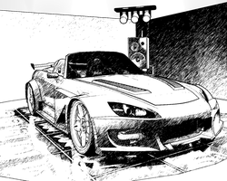 S2000 sketch by Lapsio