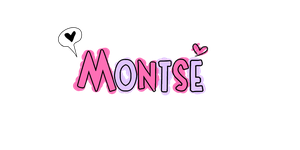 Firma PNG Para montse by XLarii