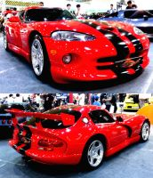 Red Viper GTS by toyonda