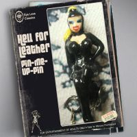 Hell for Leather by Eye--Love