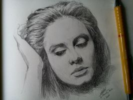 adele by him560