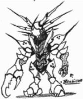 [Insectovores] Bruticon by Kainsword-Kaijin