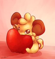 Acute - Pooka's Enchanted Apple by TheLonelyQueen