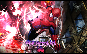 Firma Spiderman by Onbush