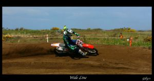 Wide Line by Gilly71