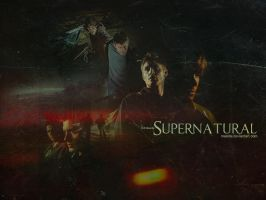 supernatural I by Sea-of-wonders