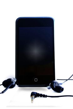 ipodtouch 1st gen by Leendro