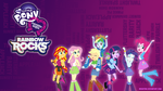 Equestria Girls Rainbow Rocks Main 7 Wallpaper by brightrai