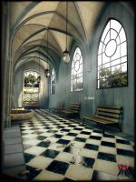 Hall of the Olden Dream 2 by And123Akatsuki