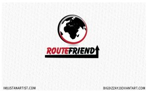 routefriend logo by bigdiZZay