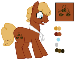 Oatie Crisp 'Oats' (Father of Millie, Coco Chip) by iPandacakes