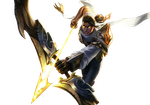 Arclight Varus Render by angelarcanine