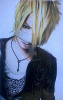 Reita the GazettE by kensetsushAira