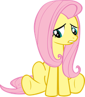 Fluttershy discussing dragons by FabulousPony