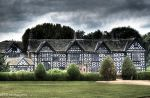 Old Tudor House by Red-Smurfette