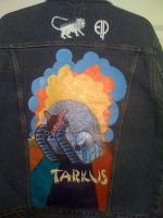 Emerson, Lake and Palmer Tarkus Jacket by wholelottajackets