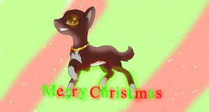 Merry Christmas by Darkpaw-Lights
