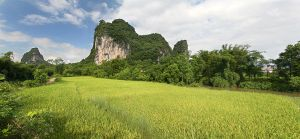 China landscape panorama 2 by JuhaniViitanen