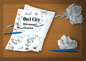 Owl City Entry. by SparrowsNskittlez