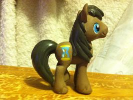 Blind Bag Pony Doctor Whooves by CaliforniaHunt24