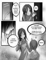 Marrim's Yuri Comic 01 by TexanZeppo256