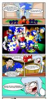 Sonic the Hedgehog on Crossovers by xeternalflamebryx