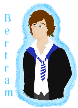 Bertram by Piratewarriorcat