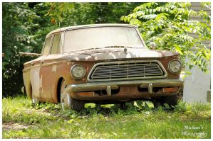 A Rusty Rambler by TheMan268